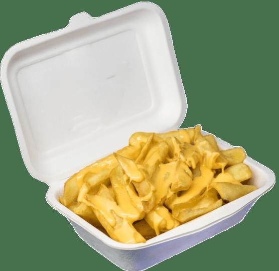 Patatine E Fonduta